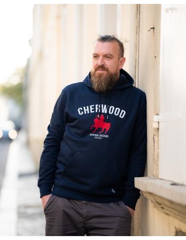 Hoodie Mixte Cherwood Napo Navy