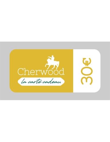 La Carte Cadeau Cherwood 30€