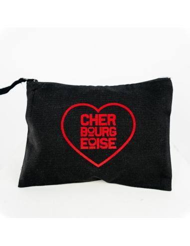 Pochette Love Cherbourgeoise