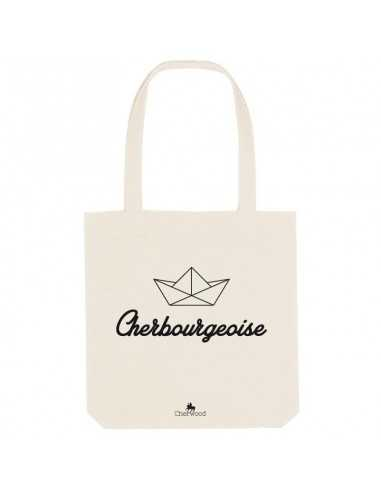 Sac Tote Bag Cherbourgeoise Origami