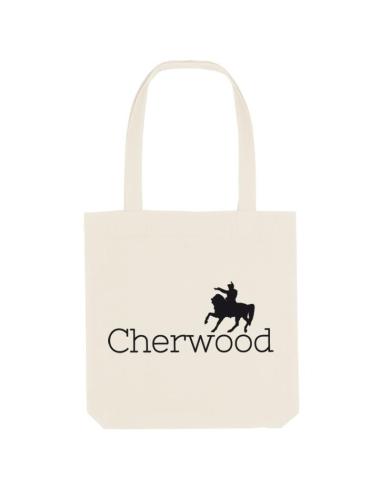Sac Tote Bag Cherwood Logo